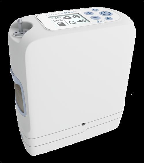 Inogen-One-draagbare-zuurstofconcentrator-huren